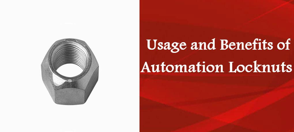 Automation Locknuts