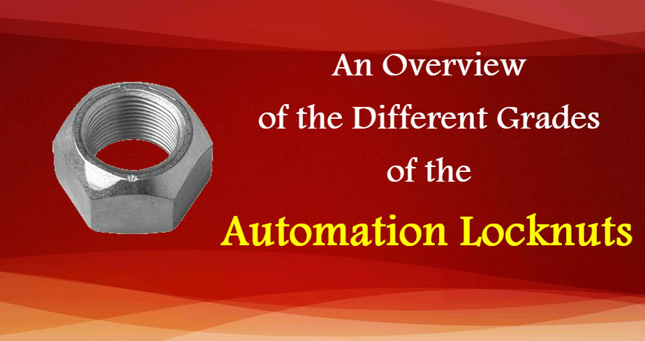 Automation Locknuts