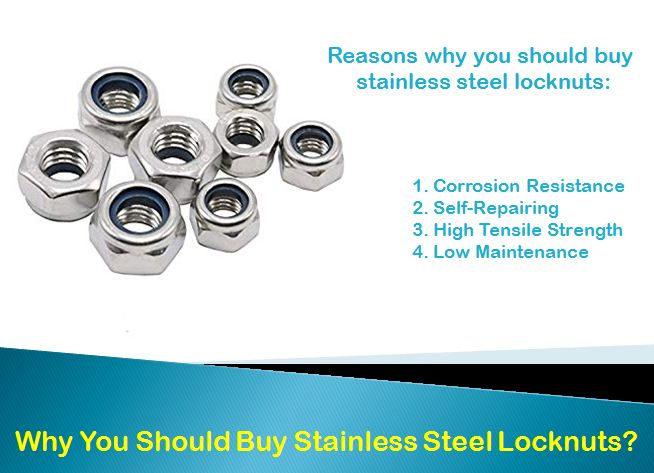 buy stainless steel locknuts