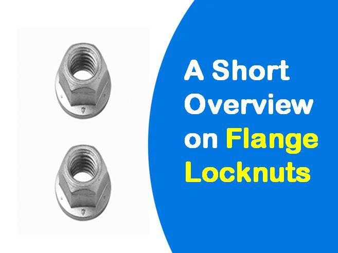 Flange Locknuts